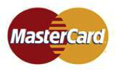 Payment options MASTERCARD
